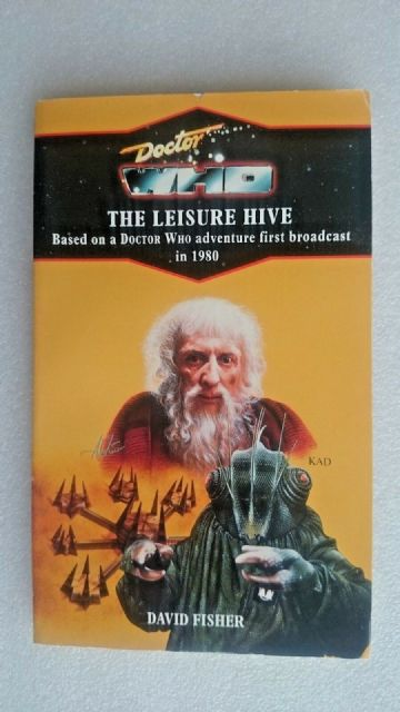 Doctor Who The Leisure Hive (Virgin Book 1993)